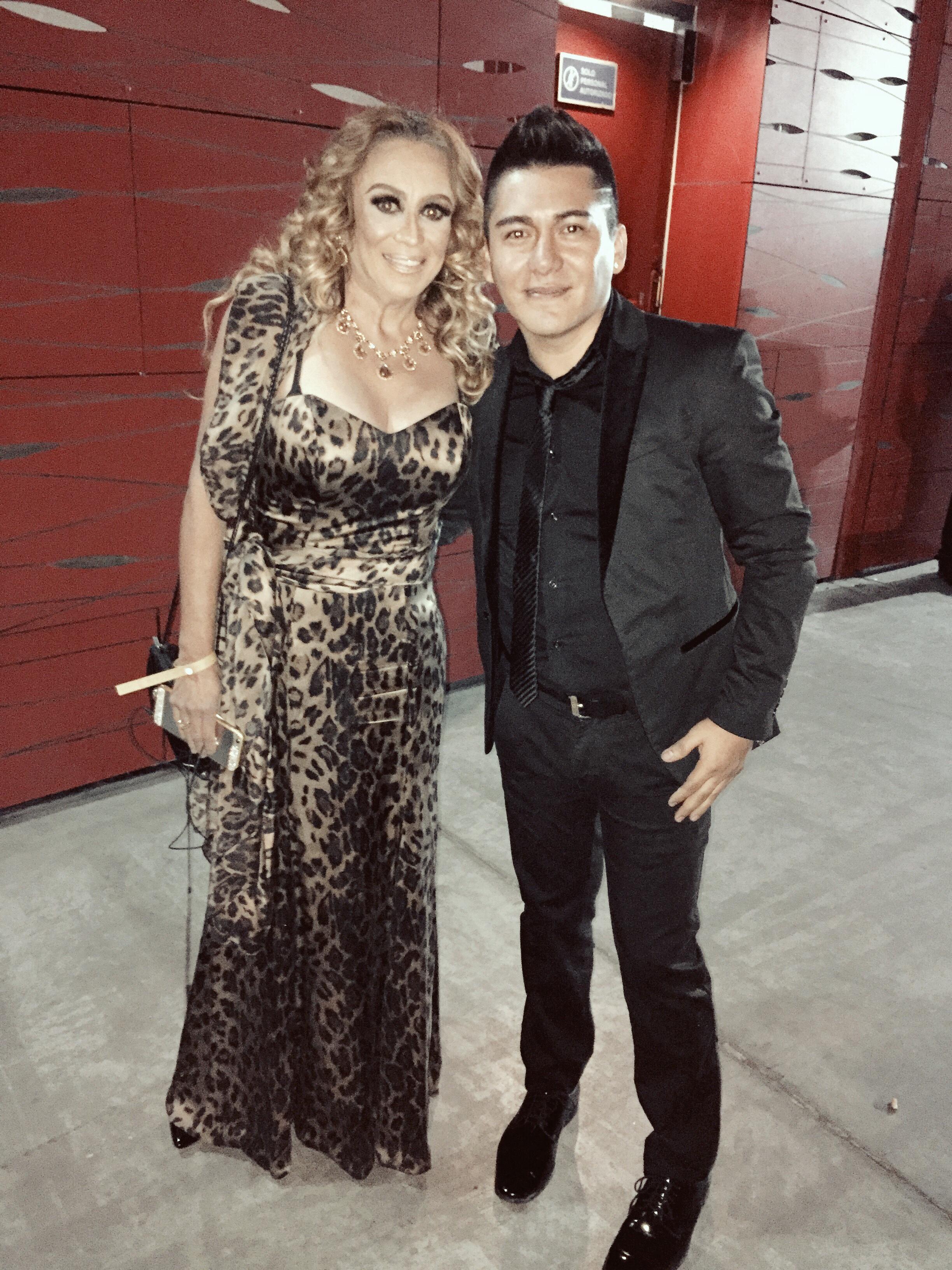La Chicuela y Oskar Brown, Backstage Furia Musical Fest